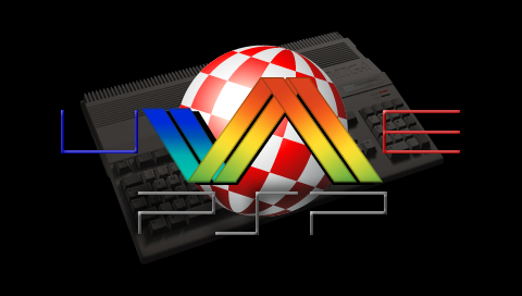 PSPUAE: Amiga Emulator for the Sony PSP